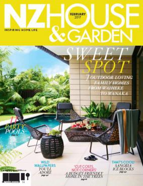 Featured in NZ House & Garden