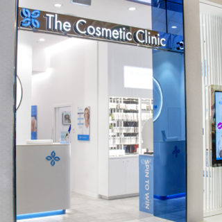 The-Cosmetic-Clinic-painting-project